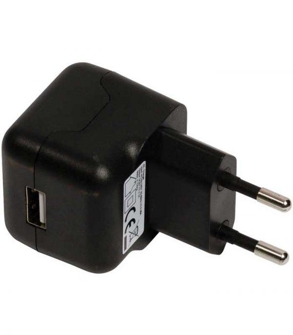 Valueline VLMP 11955B Φορτιστής USB Πρίζας 2.1A - Μαύρο
