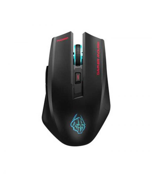 Zeroground MS-1400WG v2.0 Hasiba Gaming Ασύρματο Ποντίκι