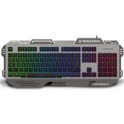 Zeroground KB-2300G Sagara Ενσύρματο Gaming Πληκτρολόγιο