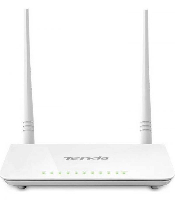 Tenda D301 Wireless-N DSL Modem & Router 300Mbps ADSL2+