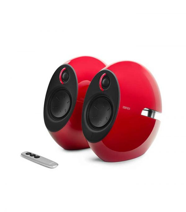 Edifier E25 Ηχεία Bluetooth Luna Eclipse 74W - Κόκκινο