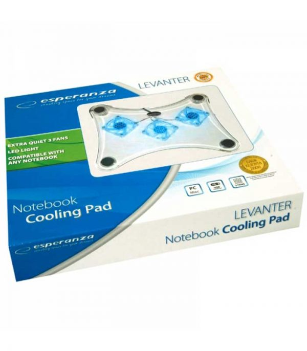 Esperanza EA107 Levanter Cooling Fan Pad
