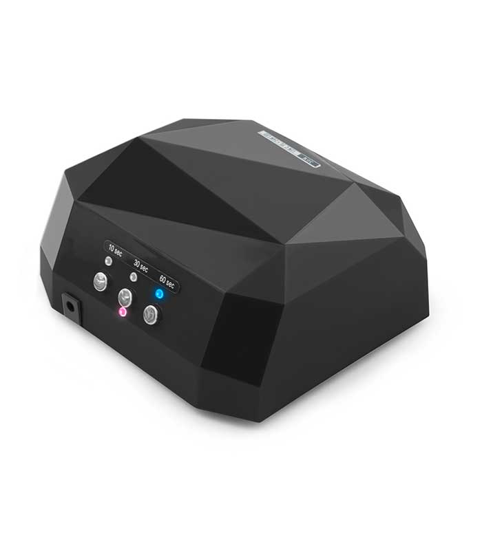 Esperanza EBN002K Onyx Φουρνάκι Νυχιών UV LAMP - Μαύρο