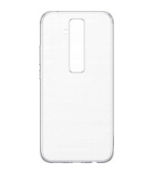 Huawei Θήκη TPU για Huawei Mate 20 Lite - Διάφανο