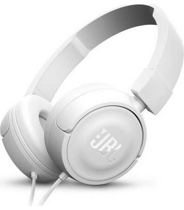 JBL T450 Handsfree Headphones - Λευκό