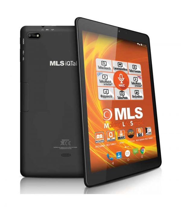 "MLS IQTab Brave 10.1"" 3G (16GB)"