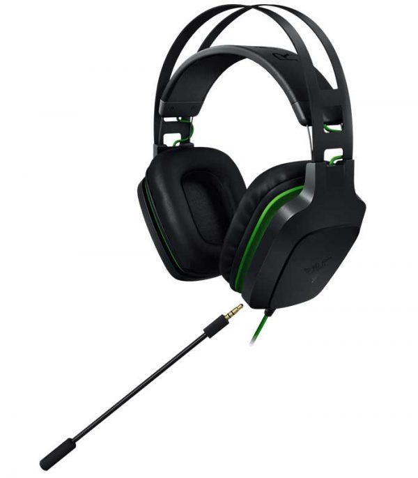 Razer Electra v2 PC/PS4 Analog Headset - Μαύρο