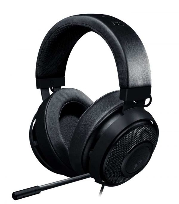 Razer Kraken Pro V2 Oval Analog Headset - Μαύρο