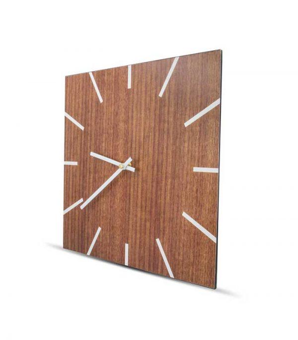 Ρολόι Τοίχου Ξύλινο