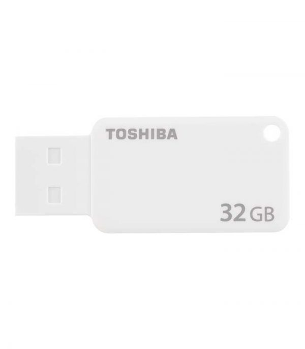 Toshiba TransMemory U303 32GB USB Flash Disk - Λευκό