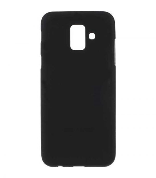 OEM TPU Ultra Slim Θήκη για Samsung Galaxy J6 2018 - Μαύρο