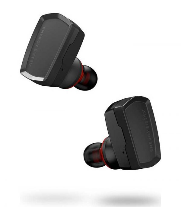 Energy Sistem Bluetooth Earphones 6 True Wireless με μικρόφωνο - Μαύρο