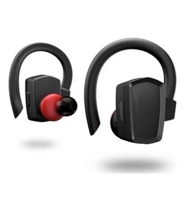 Energy Sistem Bluetooth Earphones 6 True Wireless με μικρόφωνο - Μαύρο