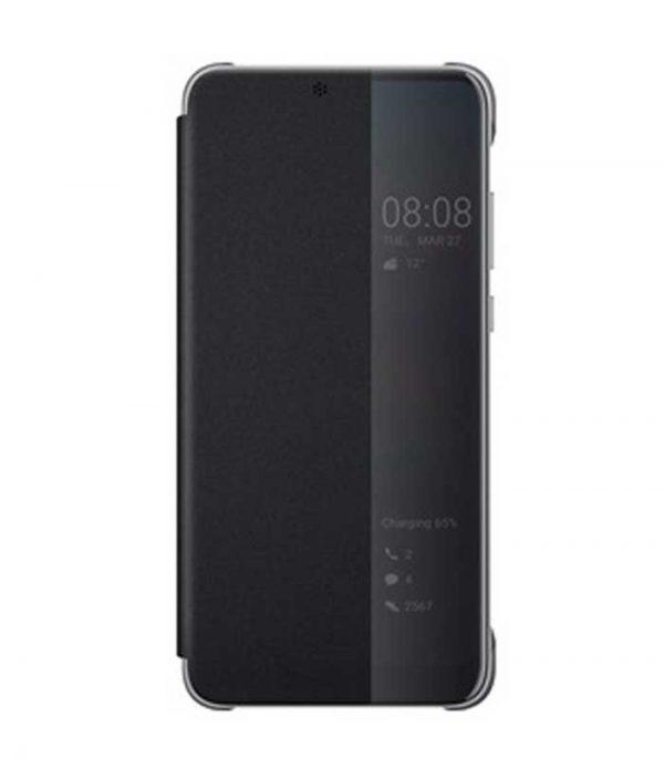 Huawei Smart View Flip Cover για Huawei P20 - Μαύρο