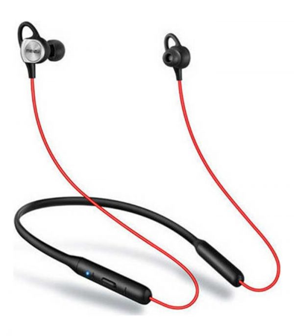 Meizu EP52 Bluetooth Wireless Sports HiFi Earphone - Μαύρο/Κόκκινο
