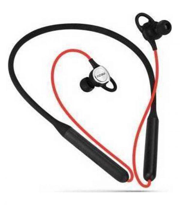 Meizu EP52 Bluetooth Wireless Sports HiFi Earphone - Μαύρο/Κόκκινο