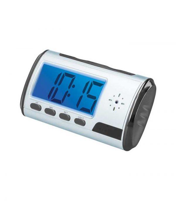 Mufic Ρολόι με Κρυφή Κάμερα, Αισθητήρα Κίνησης, Μικρόφωνο και Τηλεχειριστήριο (SAS-DVRD CD10)