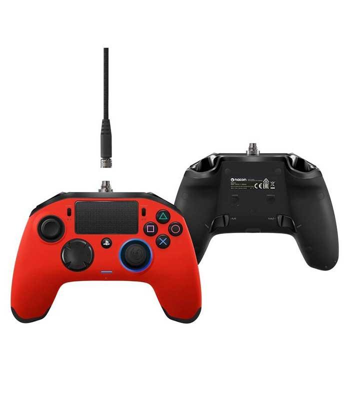 Nacon Revolution Pro Controller PS4 - Κόκκινο
