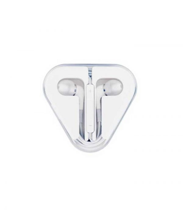 OEM Handsfree ME186LLA In-ear με Μικρόφωνο και Πλήκτρα Έντασης - Λευκό