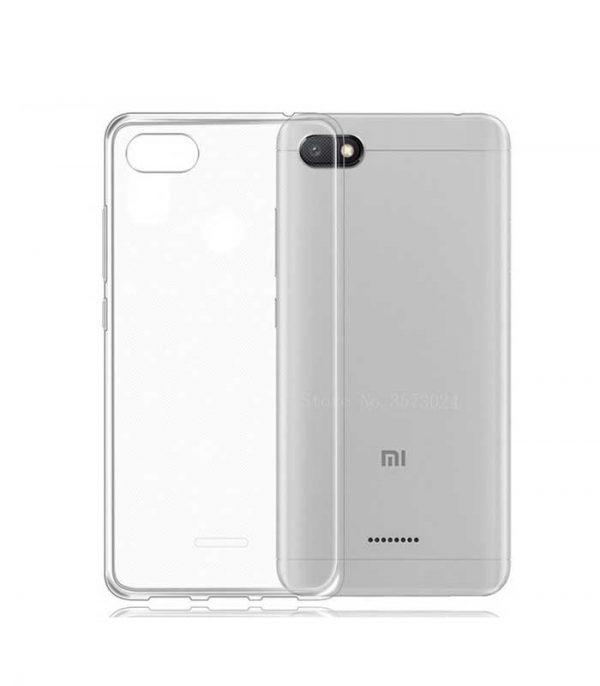 OEM TPU Ultra Slim 1mm Θήκη για Xiaomi Redmi 6A - Διάφανο