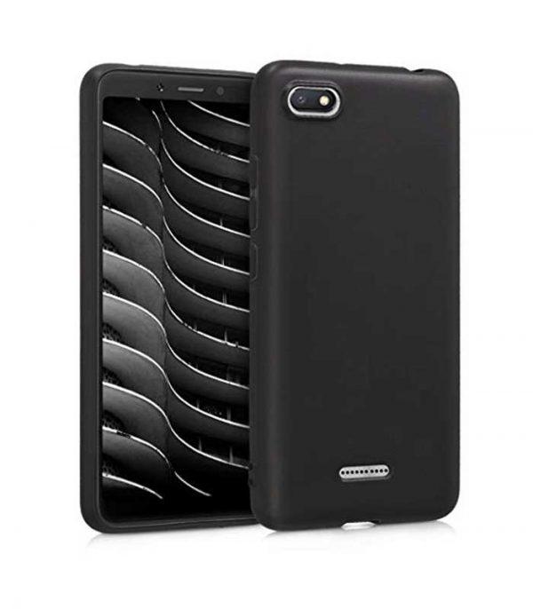 OEM TPU Ultra Slim Θήκη για Xiaomi Redmi 6A - Μαύρο