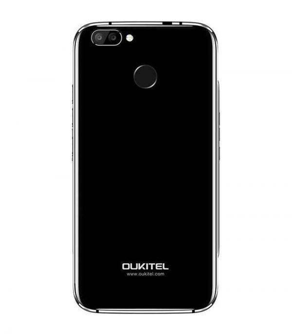 """Oukitel U22, 5.5"""" HD, 2GB/16GB, 4 Cameras - Μαύρο"""