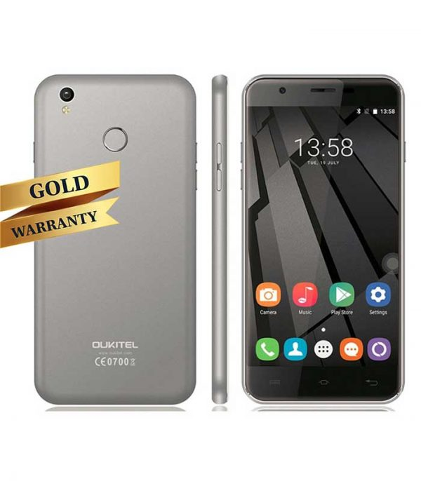 "Oukitel U7 PLUS, 4G, 2G+16G, IPS 5.5"" (Gold Warranty!) - Μαύρο"