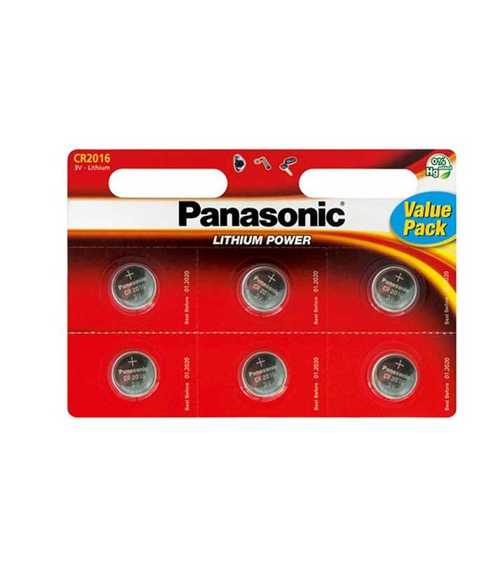 Panasonic Cell Power CR2016 (6τμχ)