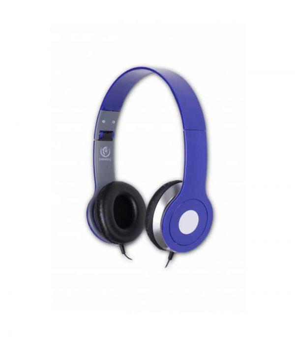 Rebeltec City Headphones - Μπλε