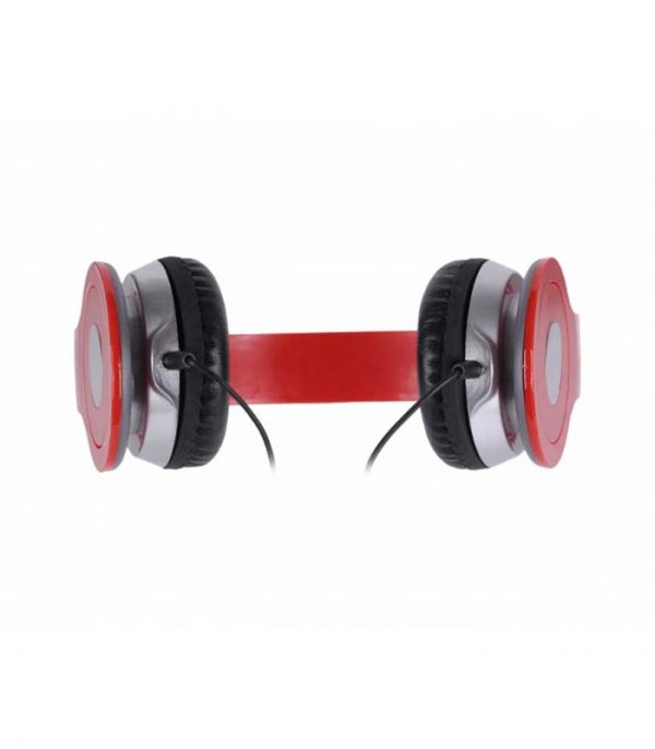Rebeltec City Headphones - Κόκκινο