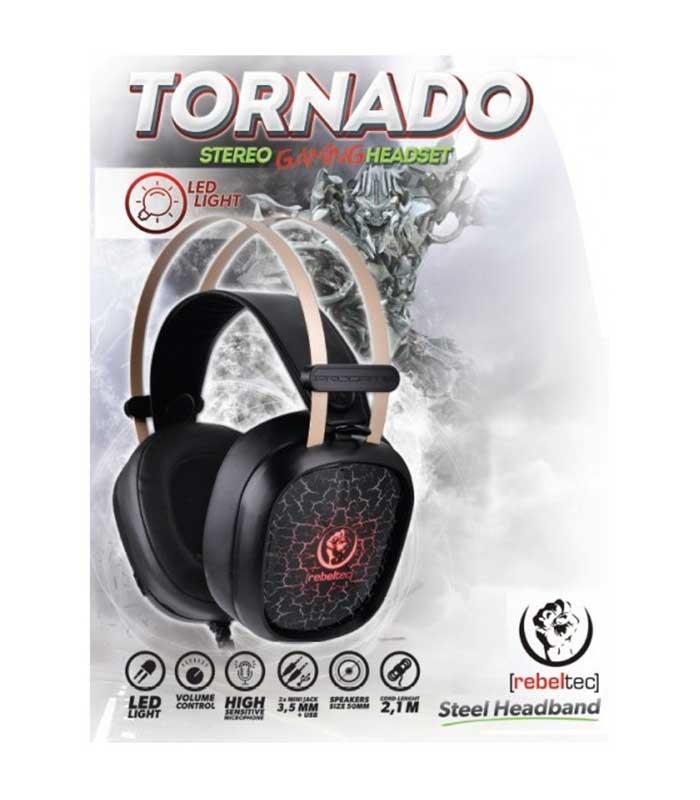 Rebeltec Tornado Gaming Over-ear Headset