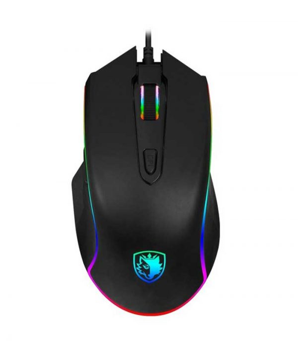 Sades Scythe Ενσύρματο Gaming Ποντίκι RGB