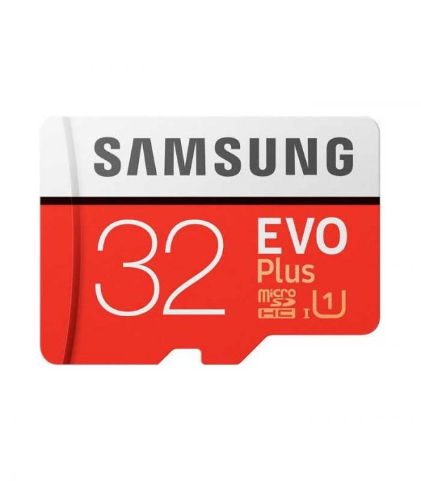 Samsung Evo Plus microSDHC 32GB U1 with Adapter