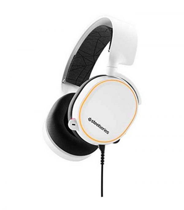 SteelSeries Arctis 5 2019 Edition - Λευκό