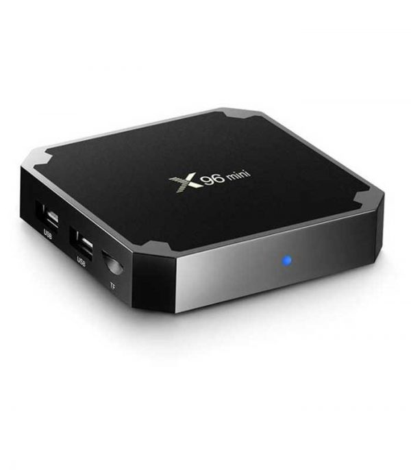 X96 MINI Android TV Box With Amlogic S905W (1GB/8GB) Quad Core