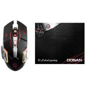 Zeroground MS-2850GMS Dosan Gaming Set 2 in1