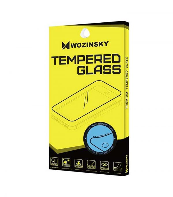 Wozinsky Nano Flexi Glass Hybrid Screen Protector Tempered Glass για Xiaomi Mi 8