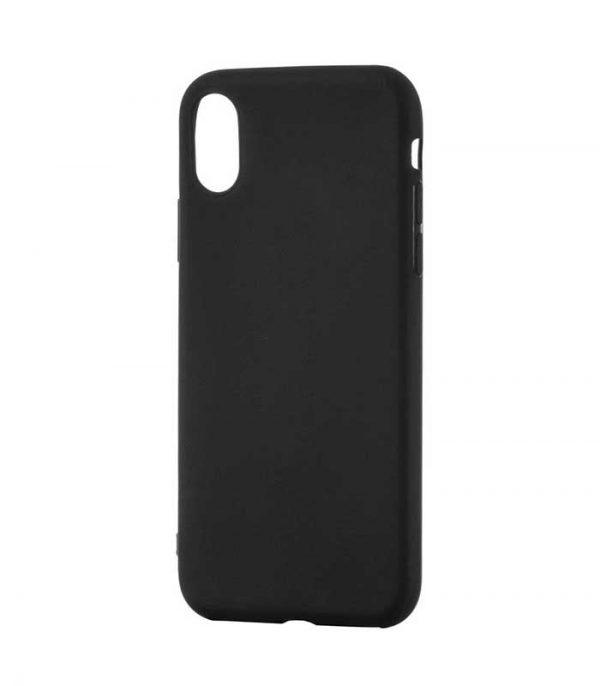 OEM Soft Matt Case Θήκη για Xiaomi Pocophone F1 - Μαύρο