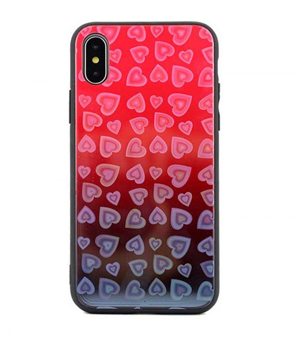 Heart Glass Κόκκινο