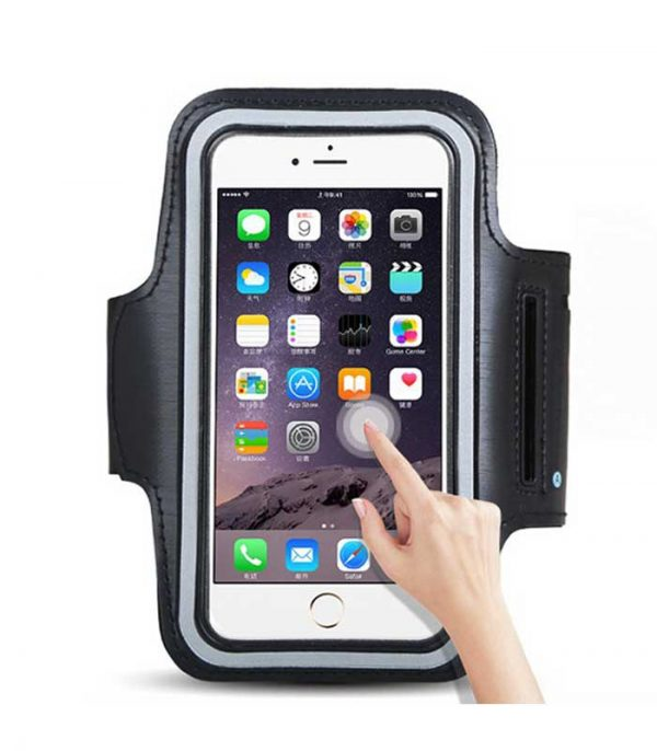 """Αδιάβροχη Θήκη - Waterproof Smartphone Case With Armband 6"""""""