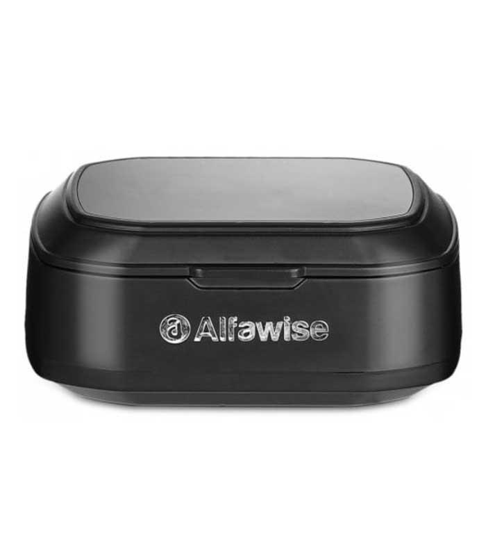 Alfawise A7 TWS Wireless Headphones Bluetooth Mini - Μαύρο