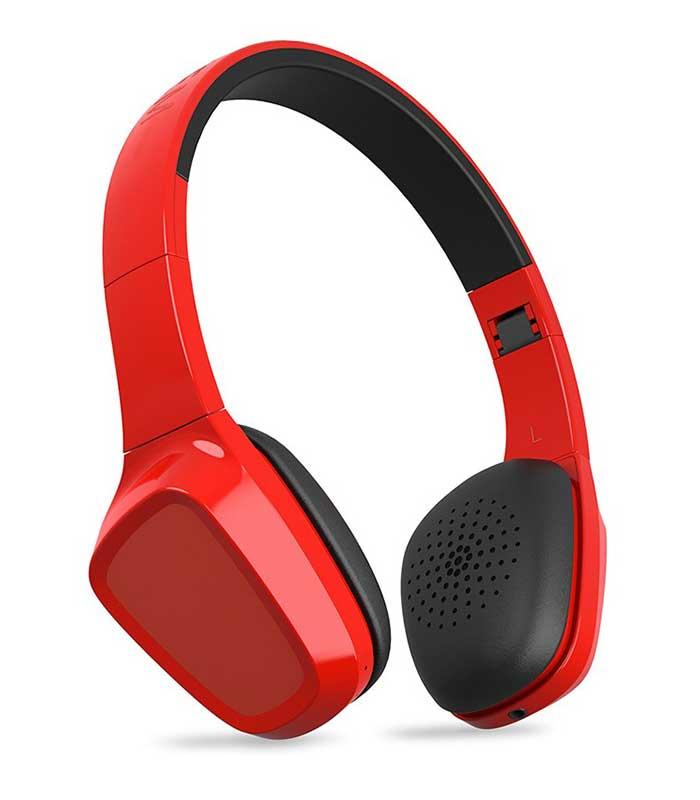 Energy Sistem Headphones 1 με Μικρόφωνο - Κόκκινο