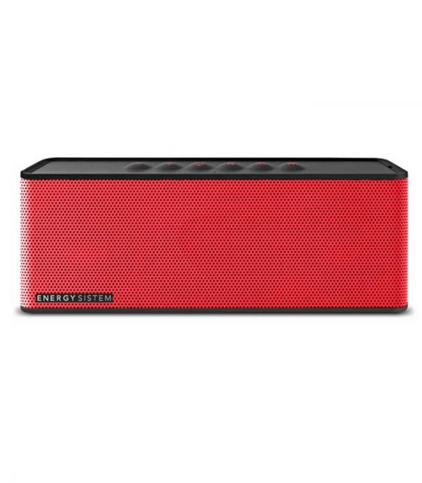 Energy Sistem Music Box B2 Bluetooth 6W - Κόκκινο