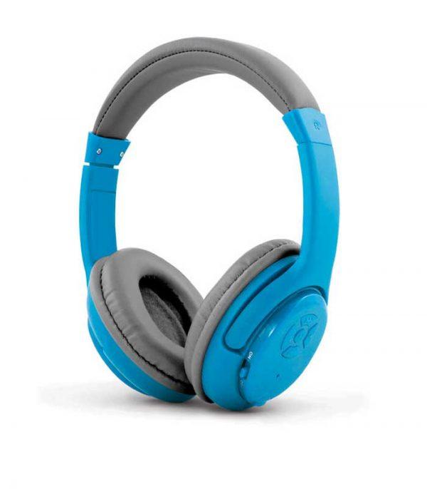 Esperanza EH163B Libero Wireless Bluetooth Headphones - Μπλε
