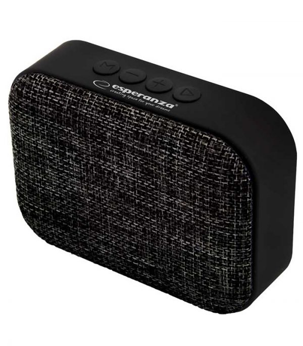 Esperanza EP129K Samba Bluetooth Ηχείο - Μαύρο