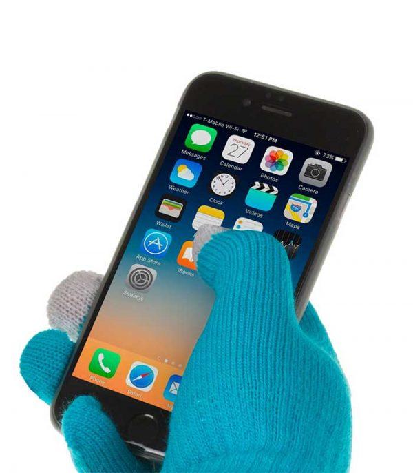 Γάντια Touchscreen - Μπλε