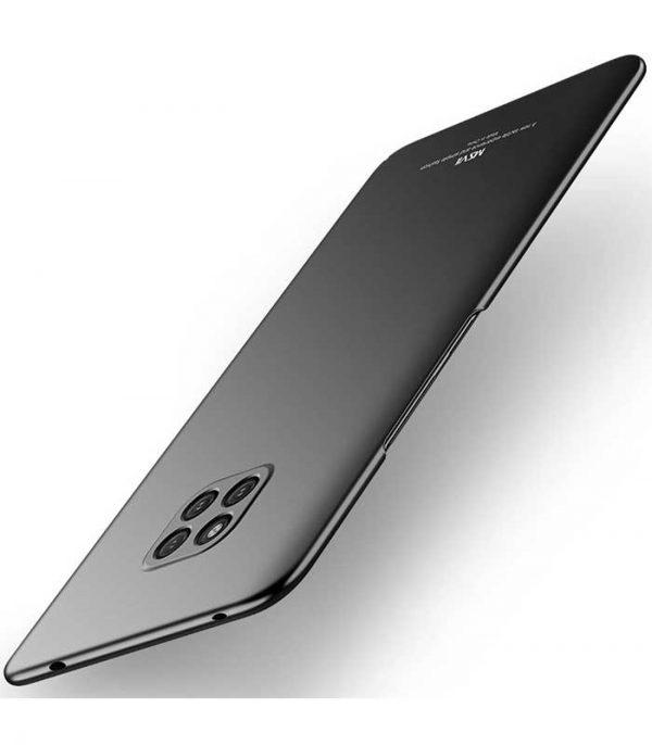 MSVII Simple Ultra-Thin Θήκη για Huawei Mate 20 Pro - Μαύρο