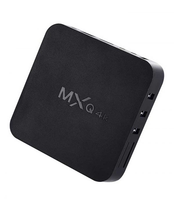 MXQ-4K Android TV Box (RK3229/1GB/8GB) WIFI LAN HDMI DLNA AirPlay Miracast
