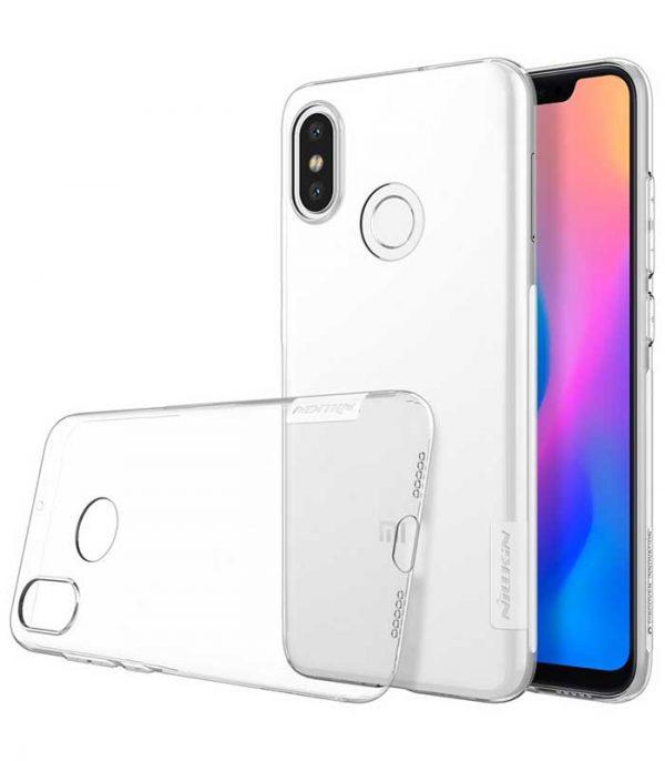 Nillkin Nature TPU Case για Xiaomi Mi 8 - Διάφανο