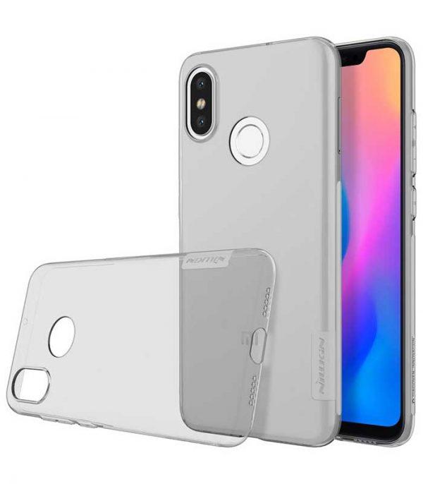 Nillkin Nature TPU Case για Xiaomi Mi 8 - Γκρι